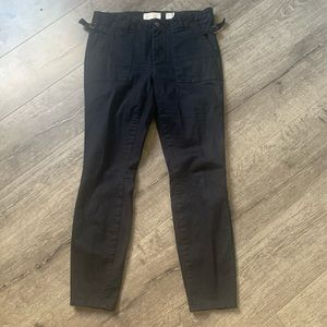 Hei Hei Anthropologie black trousers